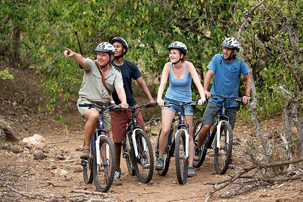 Sefapane River Lodge Bike Riding Safari