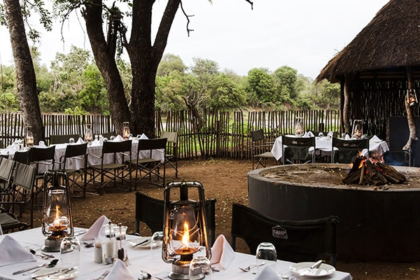 Simbavati River Lodge Boma