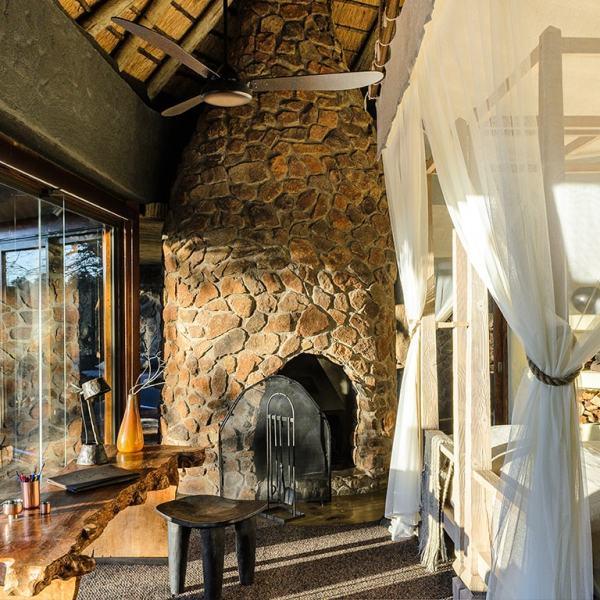Singita Boulders Lodge River Suite