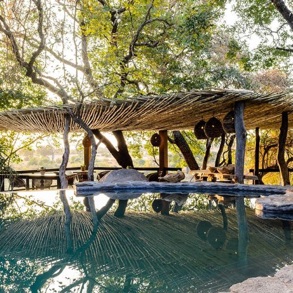 Singita Boulders Lodge Swimming Pool