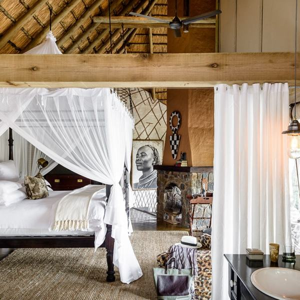 Singita Ebony Lodge Lewis Suite