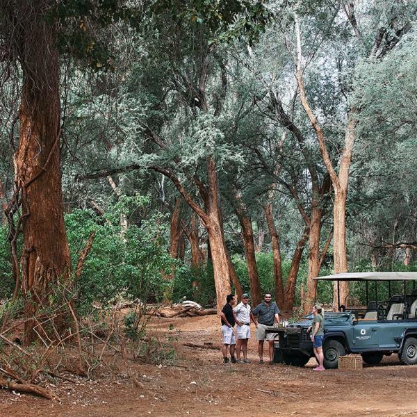 The Outpost Game Drive Safari