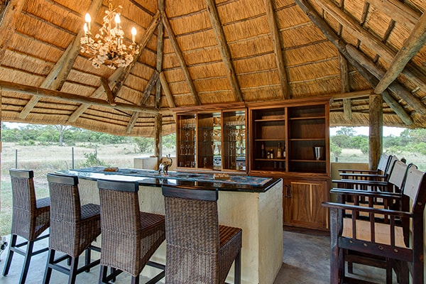 Tintswalo Manor House Bar