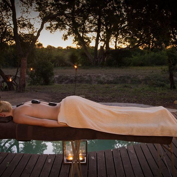 Tintswalo Safari Lodge Massage Treatment