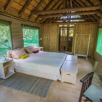 Bateleur Main Camp Double Room
