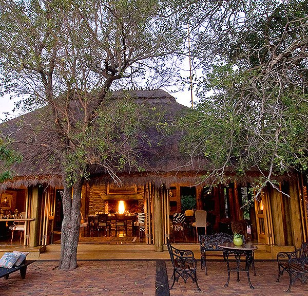 Camp Jabulani Lodge Exterior