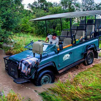 Honeyguide Mantobeni Camp Game Drives