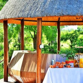 Hoyo Hoyo Safari Lodge Tea Time
