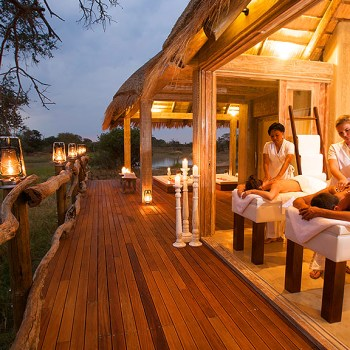 Kapama River Lodge Spa Experience