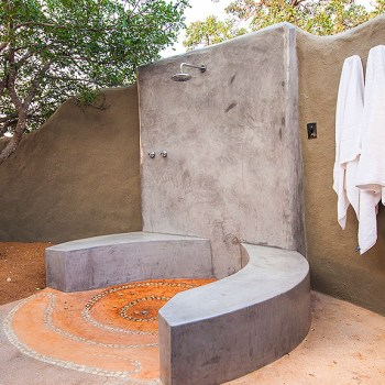 Little Garonga Outdoor Shower