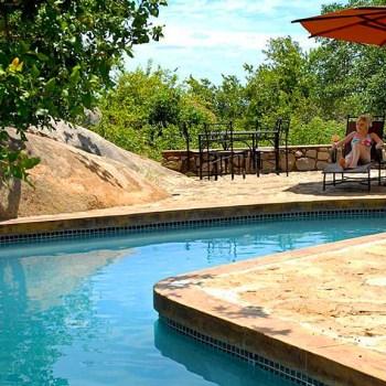 Manyatta Rock Camp Pool Area
