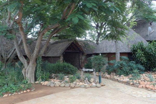 Mohlabetsi Safari Lodge Reception