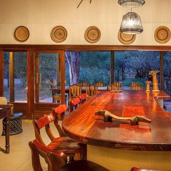 Monwana Lodge Bar