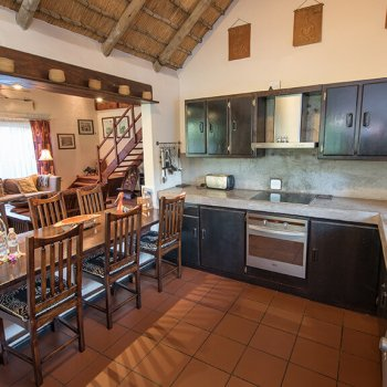 Sefapane River Lodge Kitchen