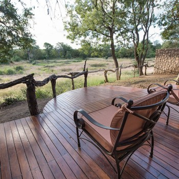 Shumbala Lodge Deck