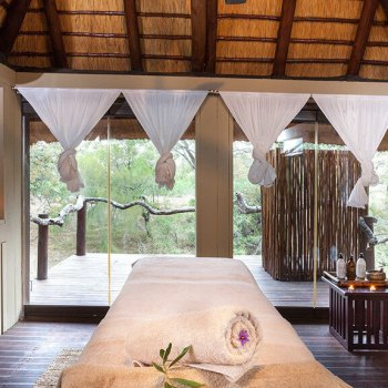 Simbambili Game Lodge Spa Facitilites