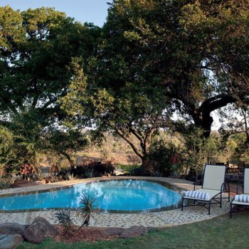 Waterbuck Private Camp Pool