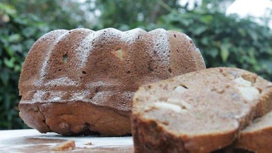 pompoen-appelcake