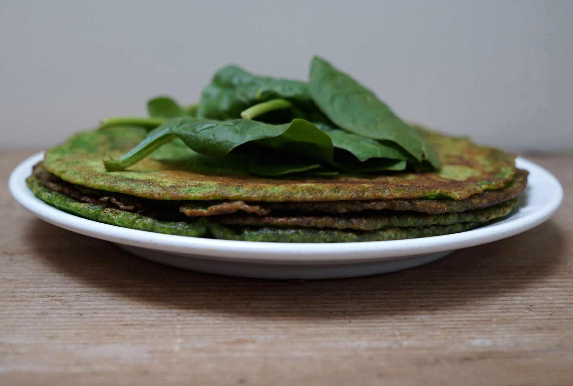 spinaziepannenkoeken 2