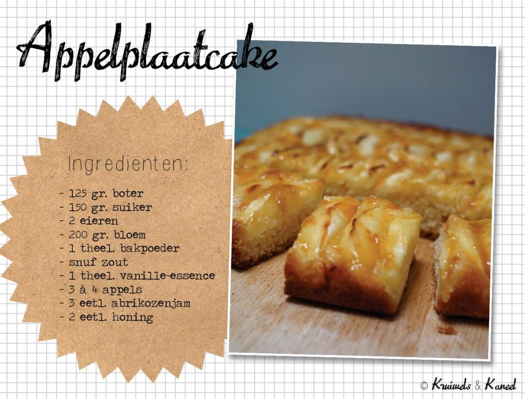 appelplaatcake