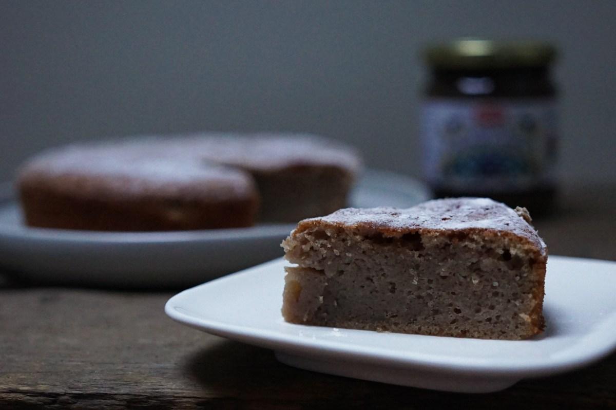 Kastanje-cake