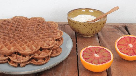 glutenvrije chocowafels