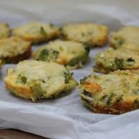 Broccoli-koekjes