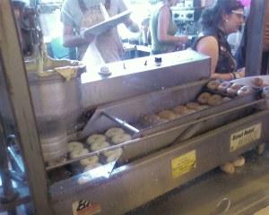 Daily Dozen donut making machine