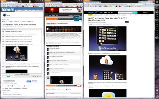 browser columns