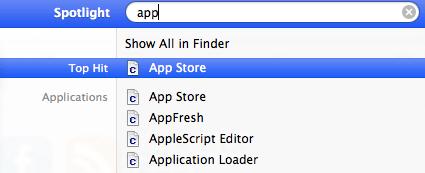 Spotlight - C Application Icons