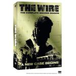 the wire - season 2 dvd box