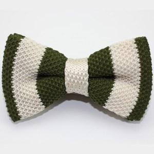 Kruwear knitted bowtie bow-tie bow tie