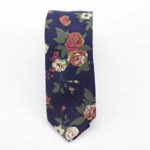 Kruwear flower bow tie