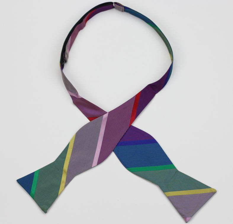 Kruwear self-tie bow tie