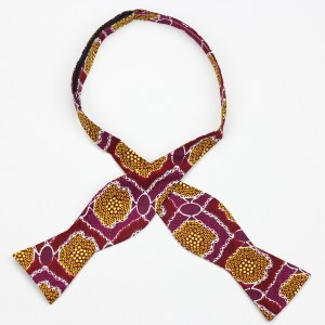 Bushrod Island self tie by Kruwear