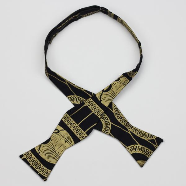 Kru self tie bow tie by Kruwear