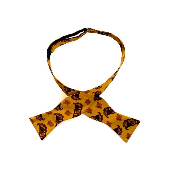 44th POTUS a silk bow tie by Kruwear