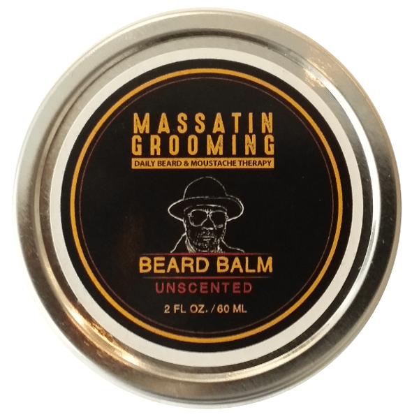 Massatin Grooming best men's grooming beard balm