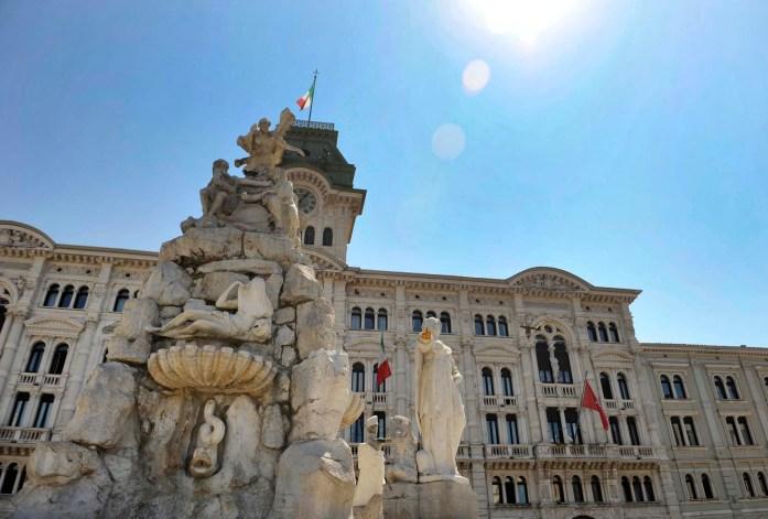 Piazza dell`Unita d`Italia