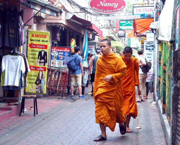 Na ulicama Bangkoka
