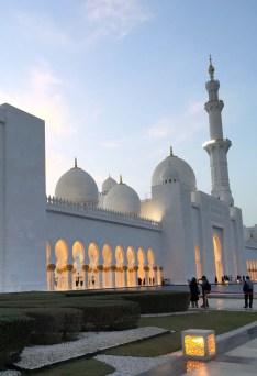 Sheikh Al Zayed Mosque, Abu Dhabi