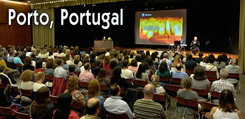 Kryon em Portugal 2017 - Reunião principal no PORTO