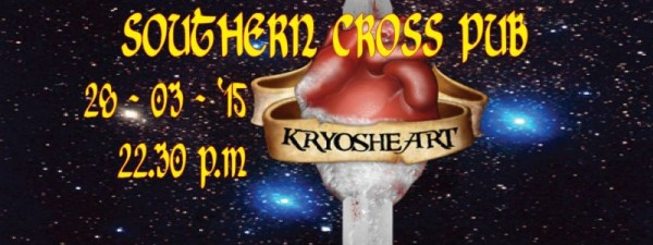 KRYOSHEART live @ Southern Cross Pub