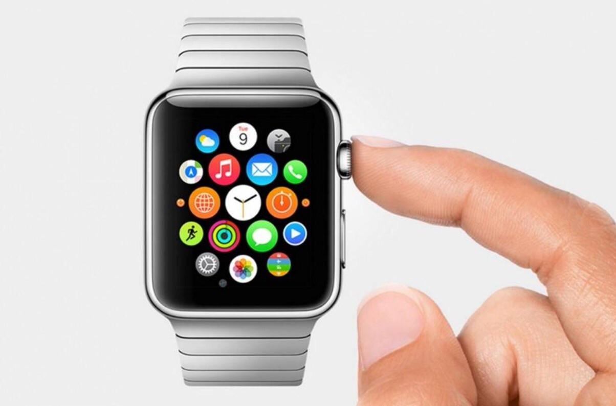Apple watch kryslug