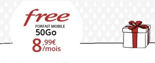 Vente privée Freemobile 8€99 a vie!
