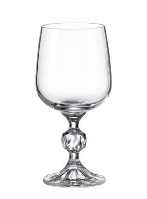 Klaudie Krystalglas til Rødvin – 6 stk