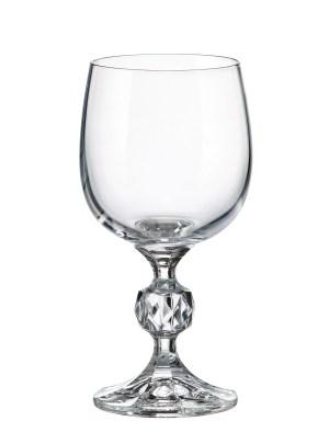 Klaudie Krystalglas til Hvidvin – 6 stk.