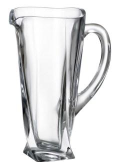 Quadro krystalglas vandkande 1,1liter