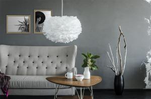 2010 Eos medium white white cord sofa environment