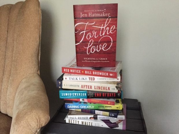 For The Love Book